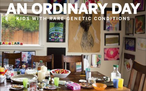 Photography Book, 'An Ordinary Day,' Portrays Kids with Rare Genetic Diseases