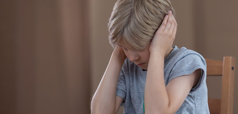 Anxiety Common in Older Children and Especially Evident When 'Preferred' Caregiver Absent, Study Says