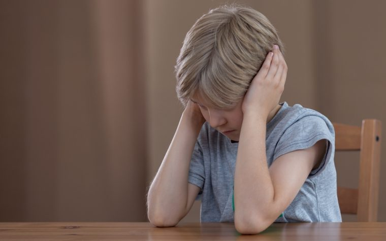 anxiety in Angelman children