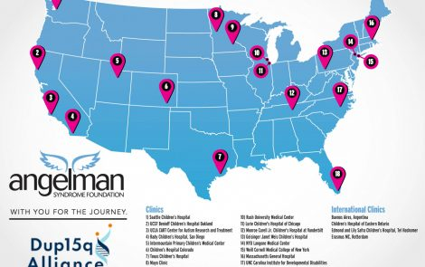 US Network of Specialized Angelman Clinics to Double Thanks to New Partnership